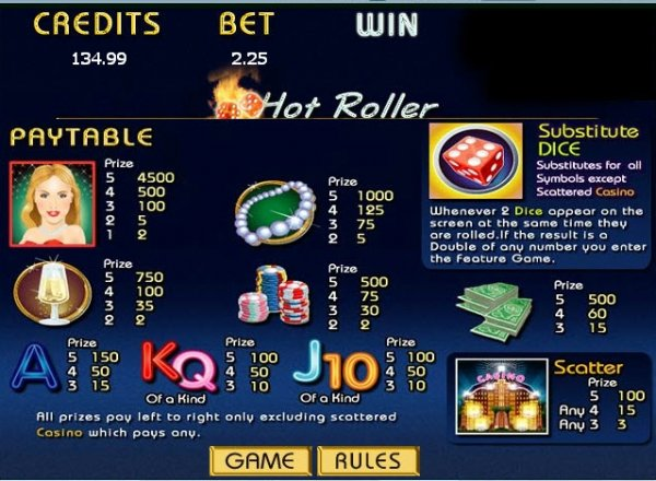 jackpot party casino slots free online dice online