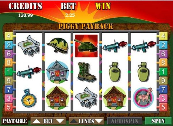 payback casino