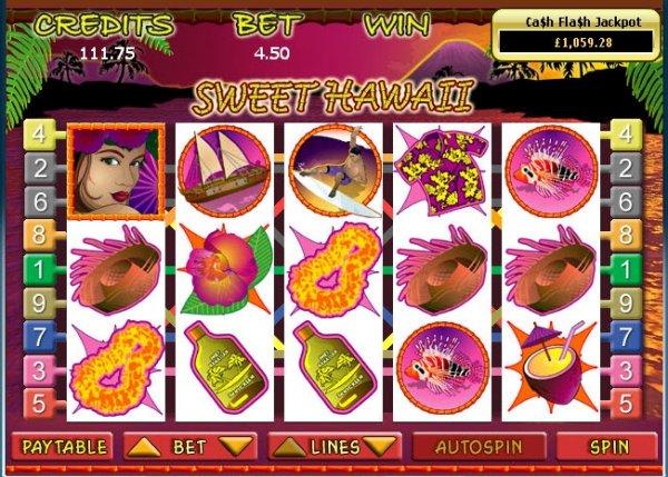 Hawaii casino slot ho chunk casino hotel