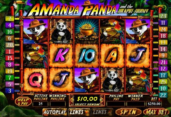 casino online panda
