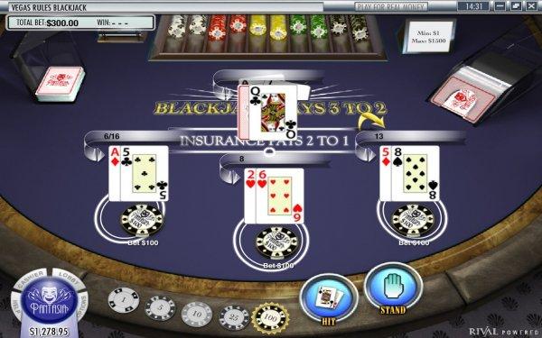 complete rival casino list