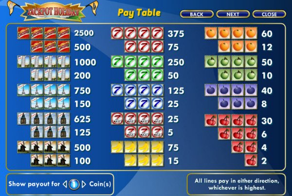 slot machine online games casino holidays