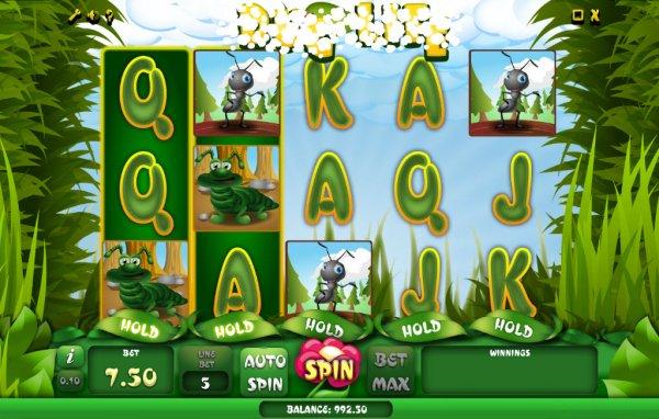 online casino bug