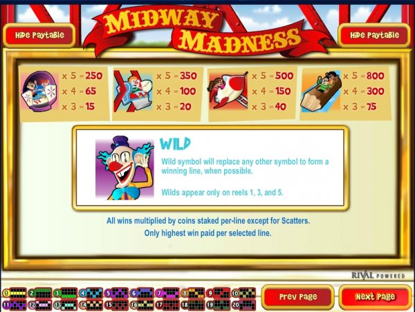 Midway Slots