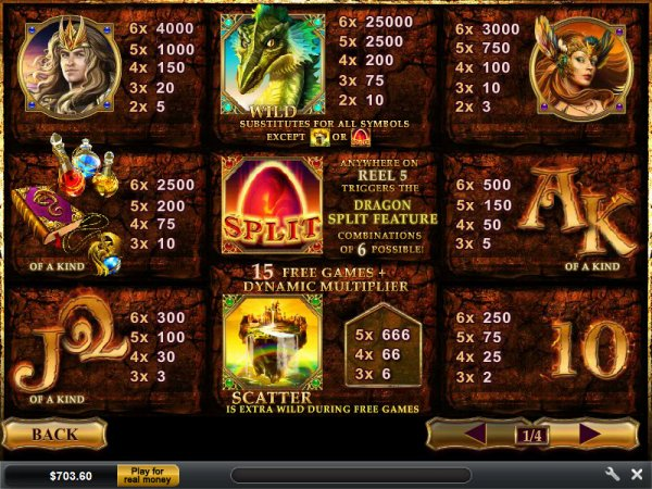 dragon kingdom online game