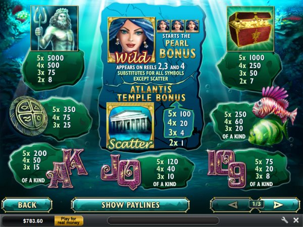 online casino games to play for free pearl gratis