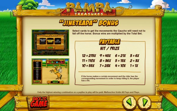 Pampa Treasures™ Slot Machine Game to Play Free in Leander Gamess Online Casinos