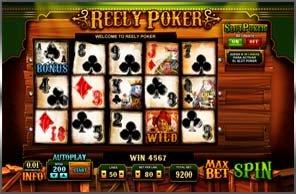 Slot poker