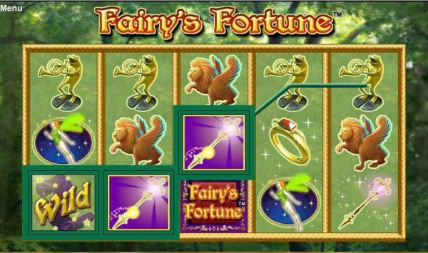 Fantasy Forest Slot Machine Review