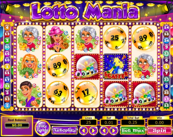 Lotto Mania Slot Machine Online ᐈ Pragmatic Play™ Casino Slots