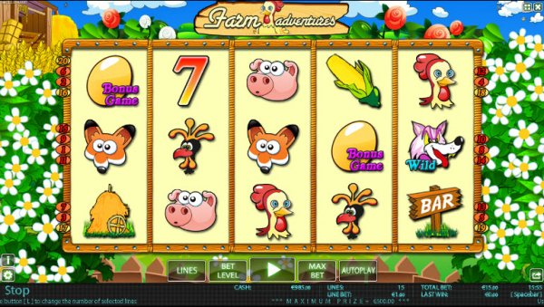 Spiele Farm Adventures - Video Slots Online