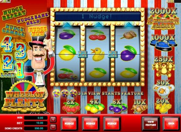 online free casino book wheel
