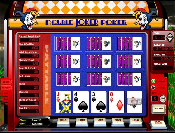 Spiele Joker Poker - 10 Hands - Video Slots Online