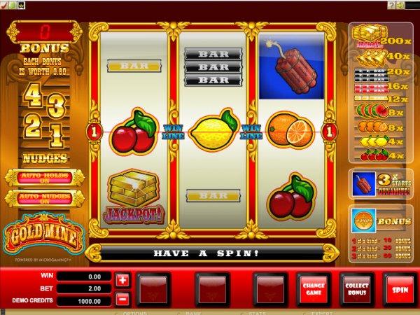 Goldmine roulette gambling forum links