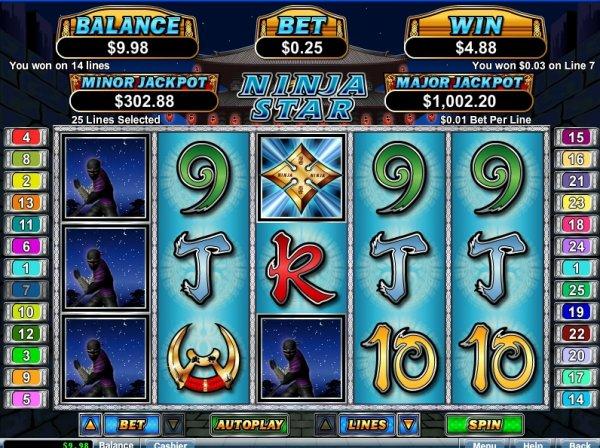 Spiele Ninja Star - Video Slots Online