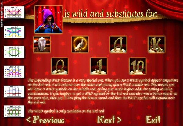 online casino list faust symbol