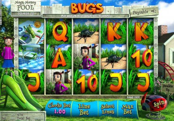 Bugs Slots