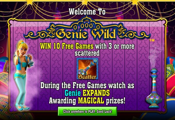 Wild Wishes slots at Casino.com New Zealand