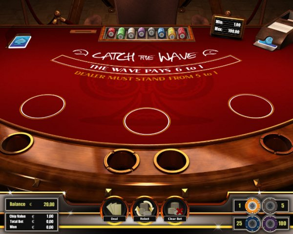 Catch a wave casino game casino dvd royale
