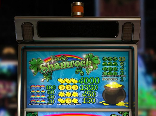 Lucky Shamrock Slot Machine - Review and Free Online Game