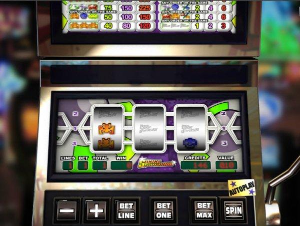 Space Invasion Slots - Play Free Amaya Slot Games Online