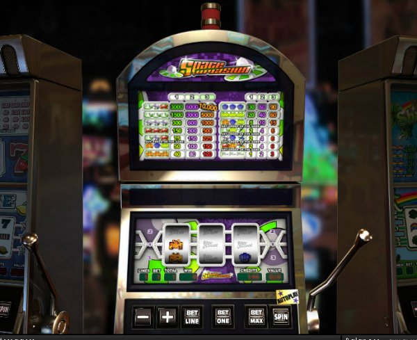 Space Invasion Slot - Play Online for Free Instantly
