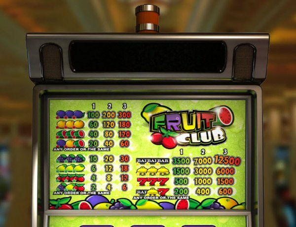 online casino table games spiele fruits