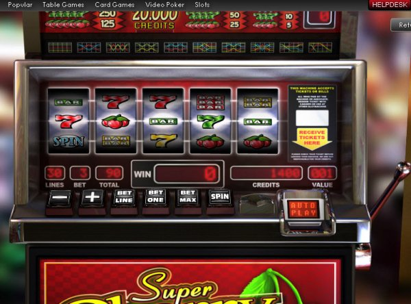 super cherry slot machine online
