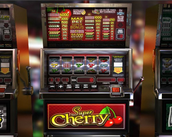Spiele Super Cherry - Video Slots Online