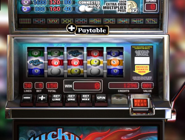 Spiele Lucky 8 Ball - Video Slots Online