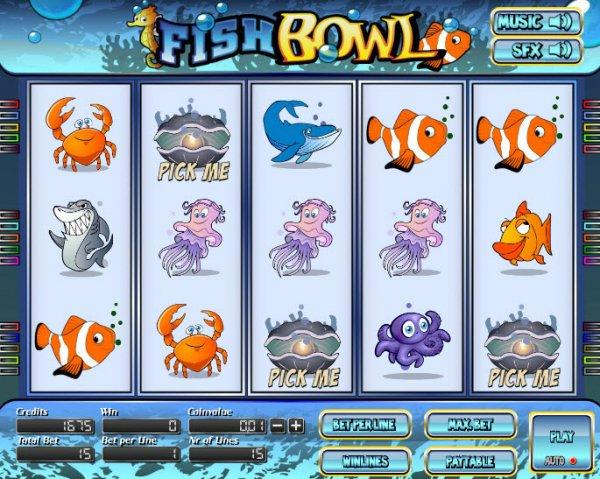 Spiele Fish Bowl - Video Slots Online