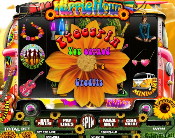 Hippie Hour Slot - Play Online for Free Instantly