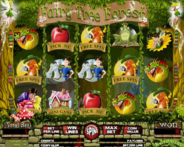 slot game free online fairy tale online
