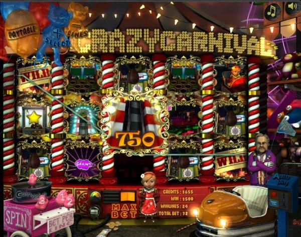 3d carnival casino casino match play coupon