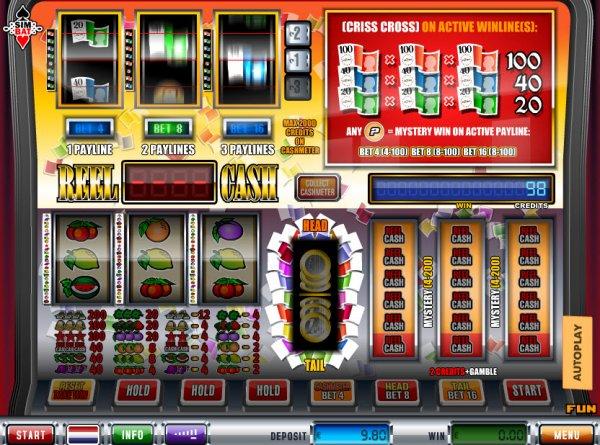Spiele Reel In The Cash - Video Slots Online