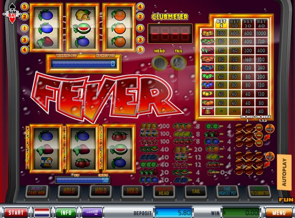 Free Slot Fever Games