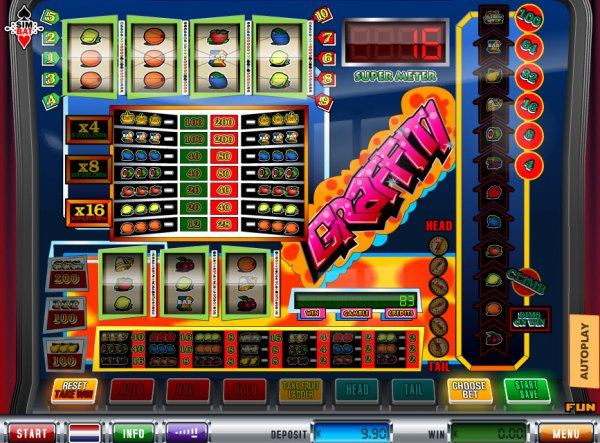Graffiti Slot Machine Online ᐈ Simbat™ Casino Slots