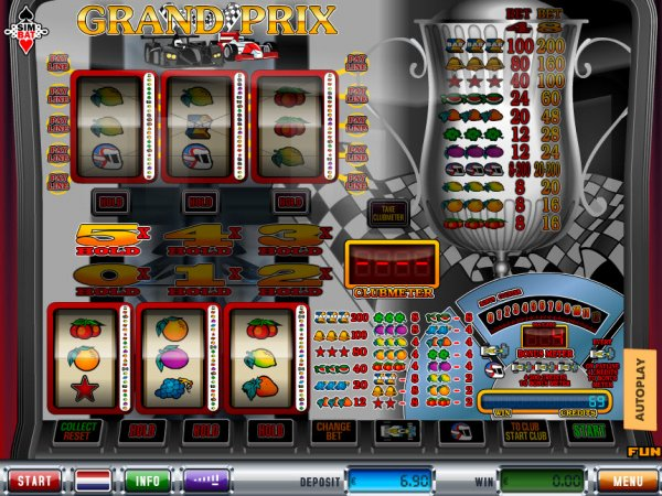 grand prix online casino