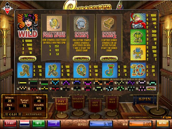 which online casino pays the best cleopatra spiele