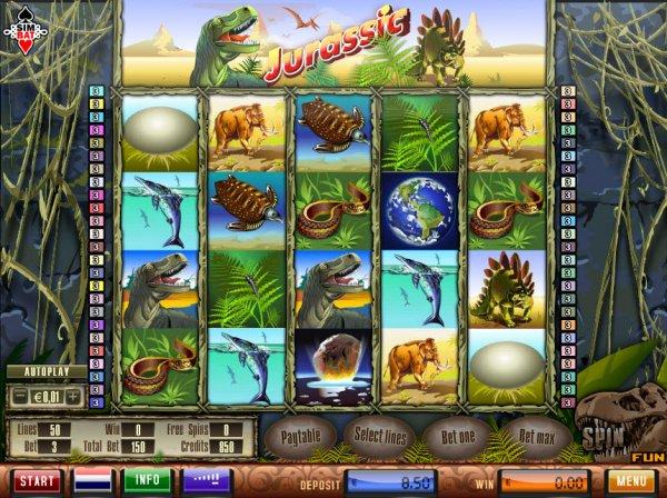 Jurassic Slot Machine Online ᐈ Simbat™ Casino Slots