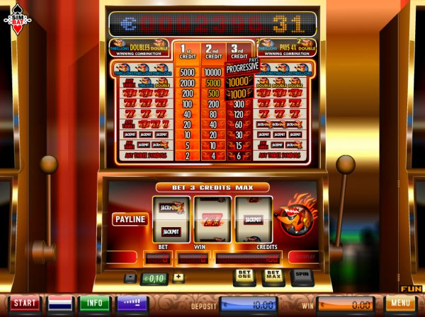 online casino jackpot game onlin