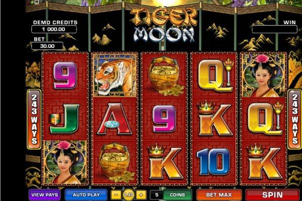 Casino Moons Games