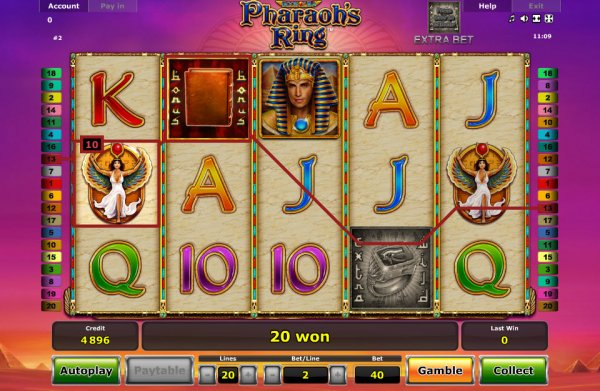 online casino ratings novomatic slots