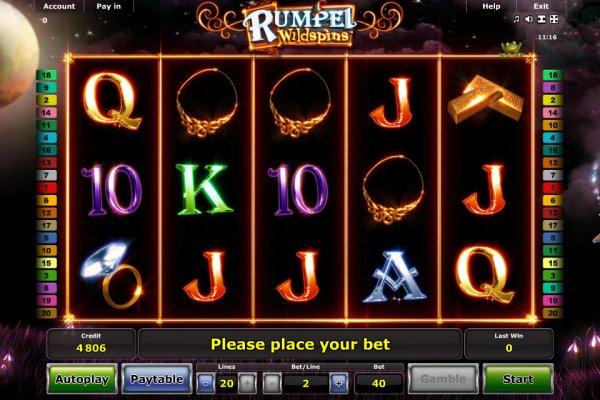 Rumpel Wildspins - Rizk Online Casino