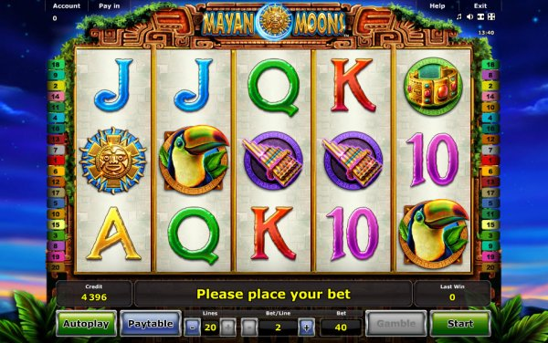 play free casino games online for free maya symbole