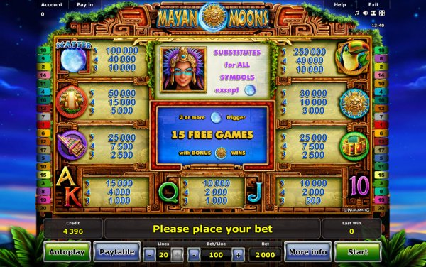 online casino table games maya kostenlos