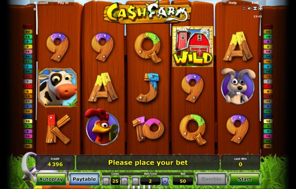 Cash Farm от онлайн казино Вулкан [Часть II]