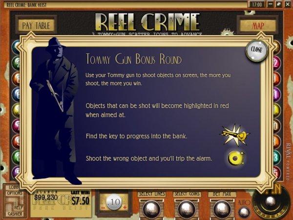 Reel Crime: Bank Heist Slot Machine Online ᐈ Rival™ Casino Slots
