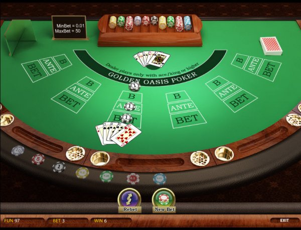 Oasis Poker | All the action from the casino floor: news, views and more