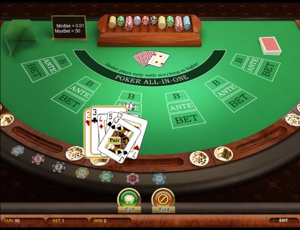 free All About Free Poker